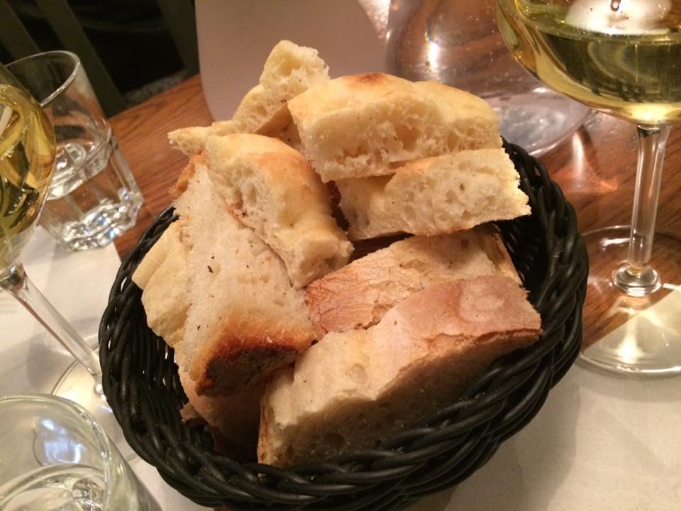Enoteca Del Frate, il pane