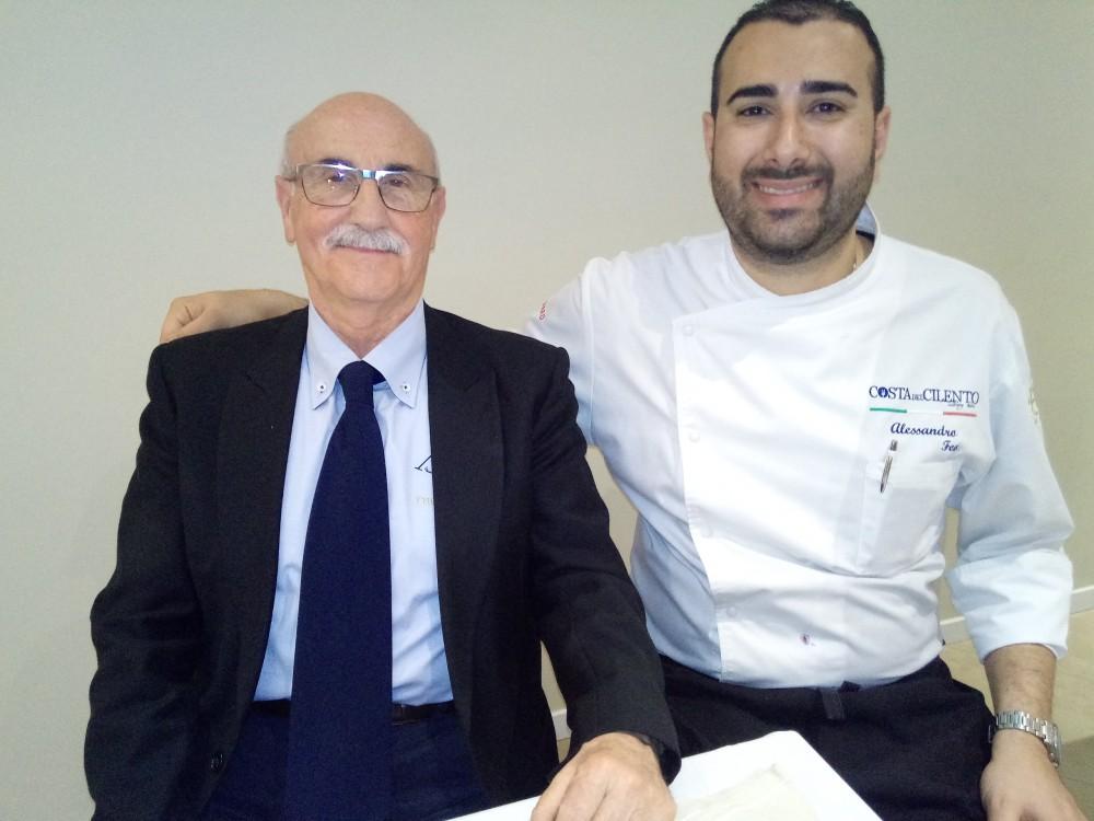Enrico Malgi ed Alessandro Feo