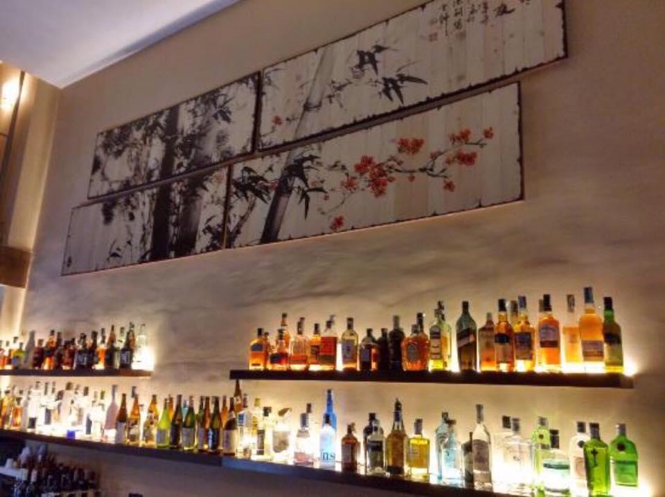 Sake, Gli Interni