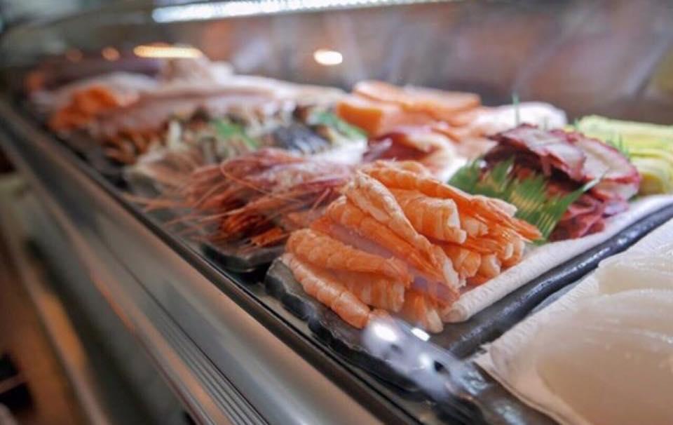 Sake, Il Sushi Counter