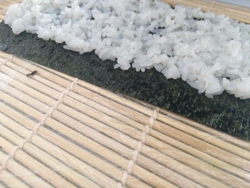 Il procedimento di preparazione dell'Hosomaki