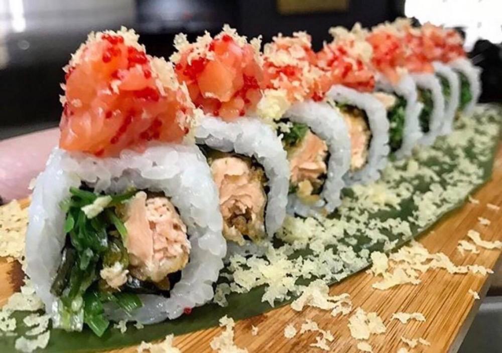 Giappo Castellammare, il sushi