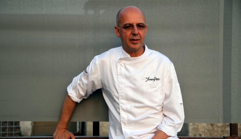 Franco Pepe (Foto Lorenza Vitali)