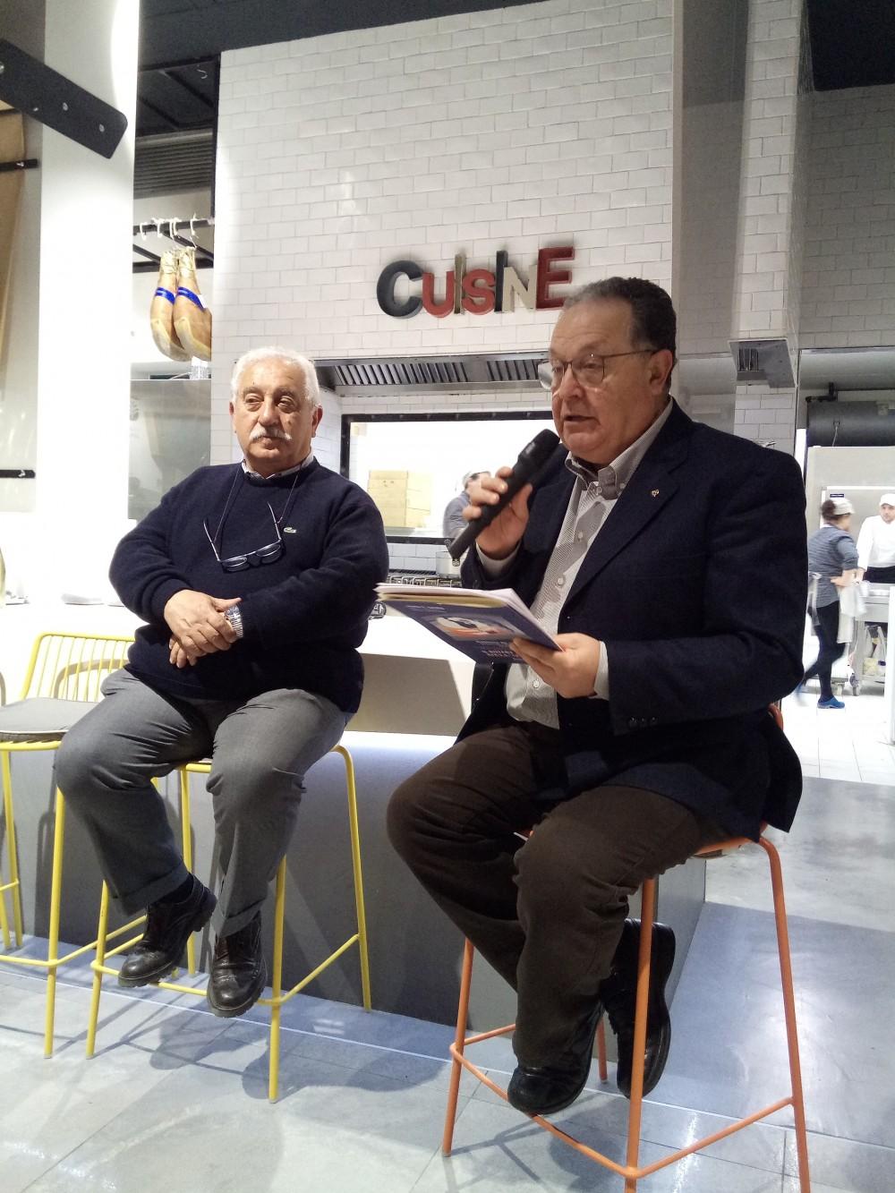 Franco Russo e Giuseppe D'Amico