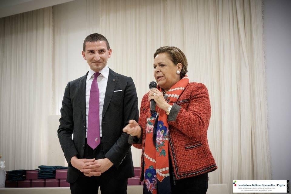 Giuseppe Cupertino e Maria Montignano