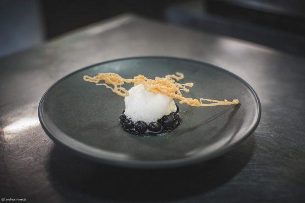 Il piatto dello chef Angelo Sabatelli