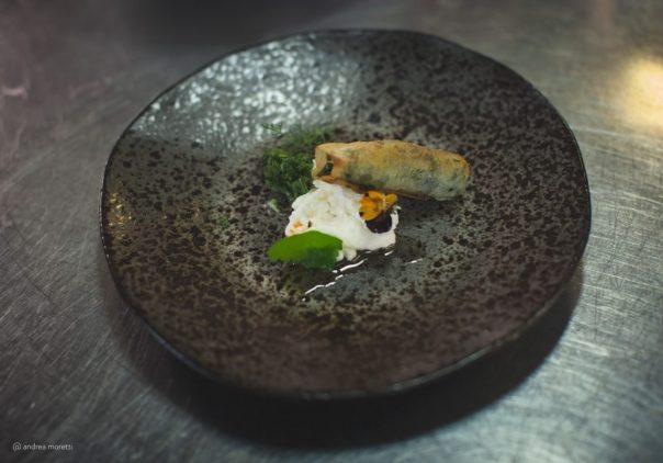 Il primo piatto di Roberto Petza