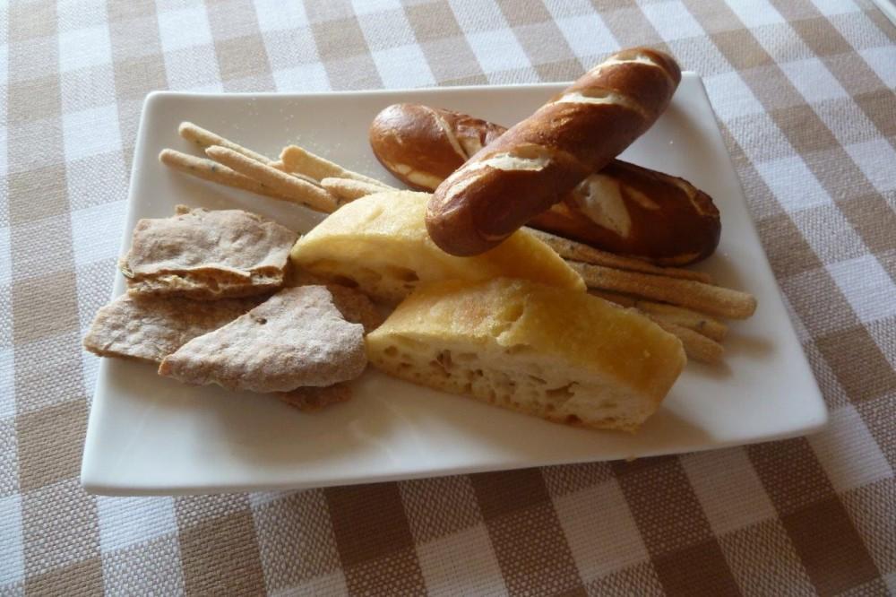 La Piazzetta, pane