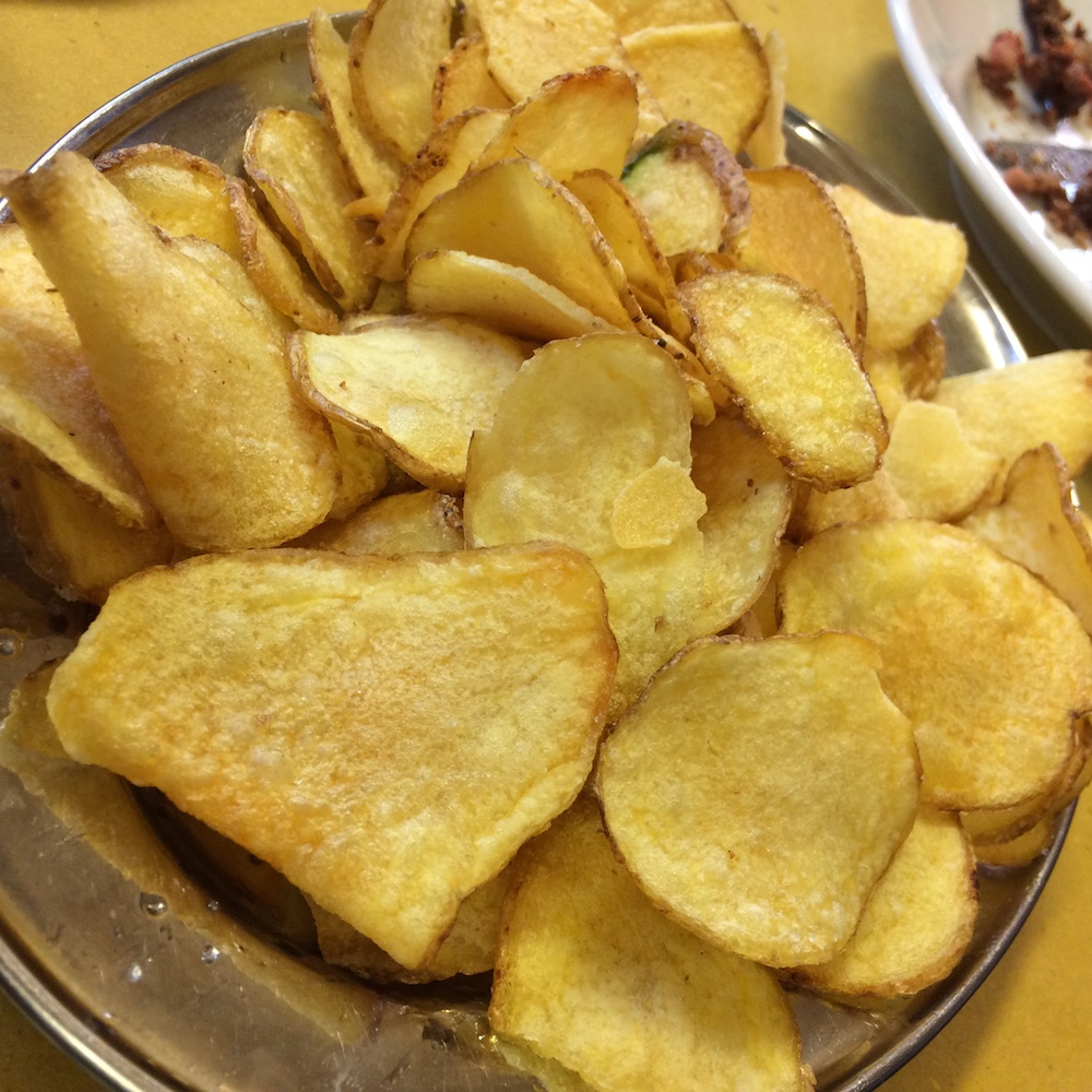 La Tavernetta - patate fritte