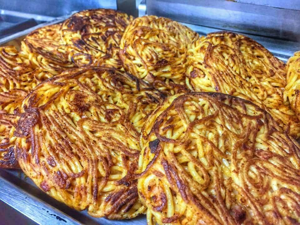 La Tradizione, frittate di pasta