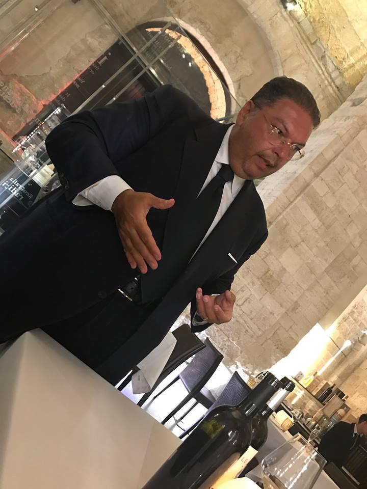 Lampare al Fortino, Antonio Del Curatolo