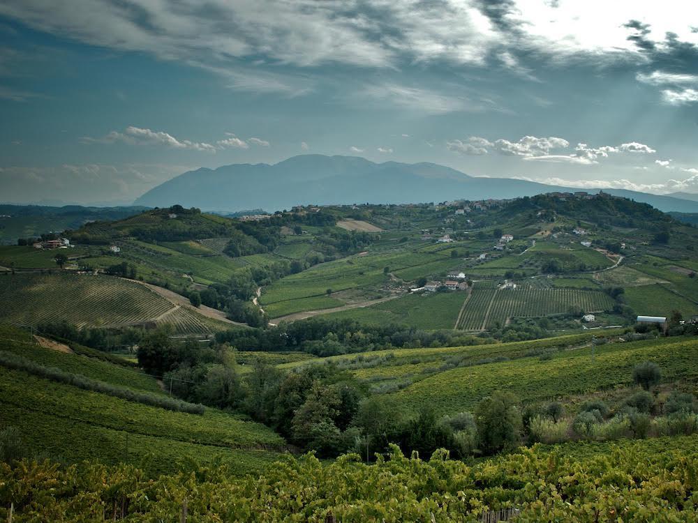 Le colline chietine a Villamagna