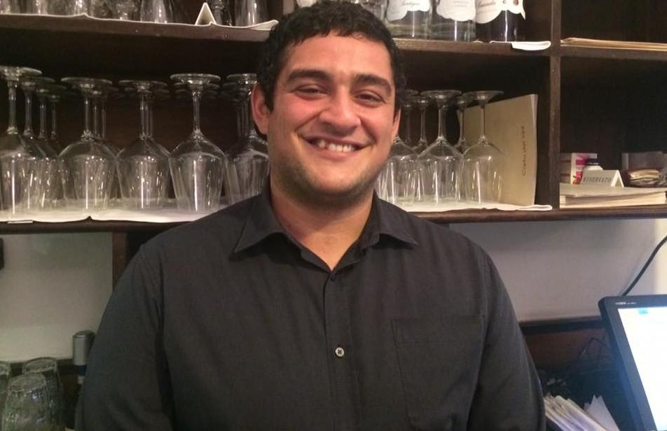 Luca Issa, patron del Piccolo Buco