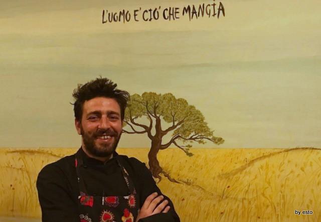 Miru' Cantina Nova a Frattamaggiore Ruggiero Ganzerli