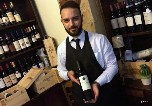 Miru Giovanni Angelino ai vini
