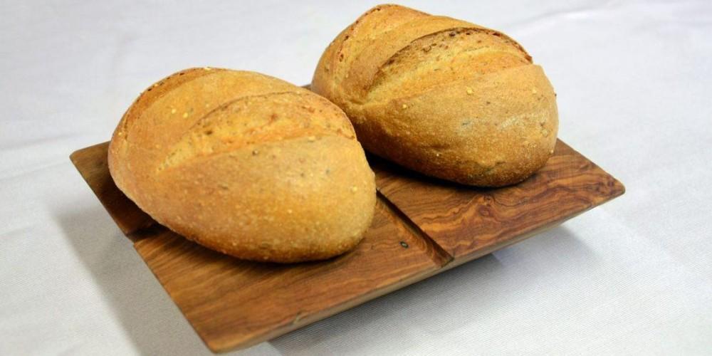 Pagnotta Semi-Fermentata