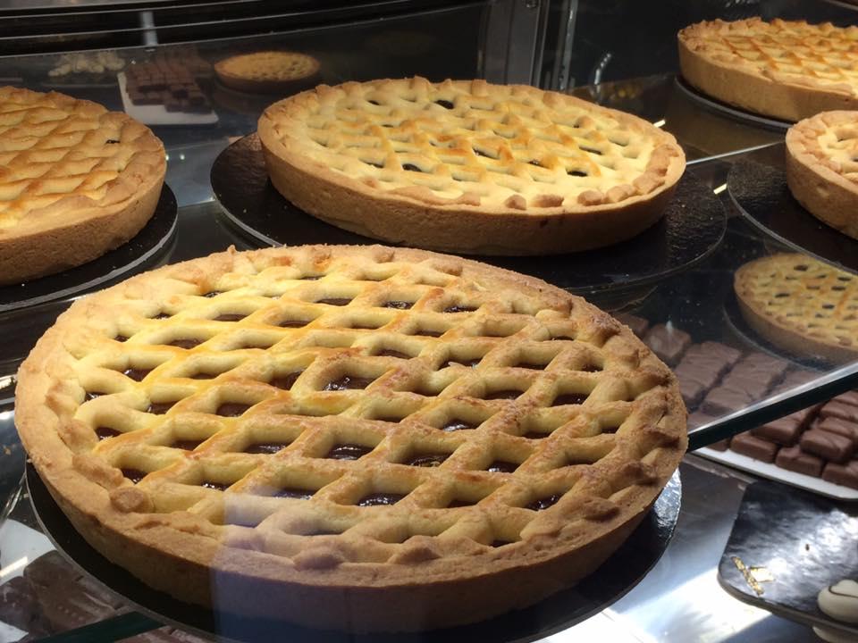 Pasticceria Patrizi, le crostate