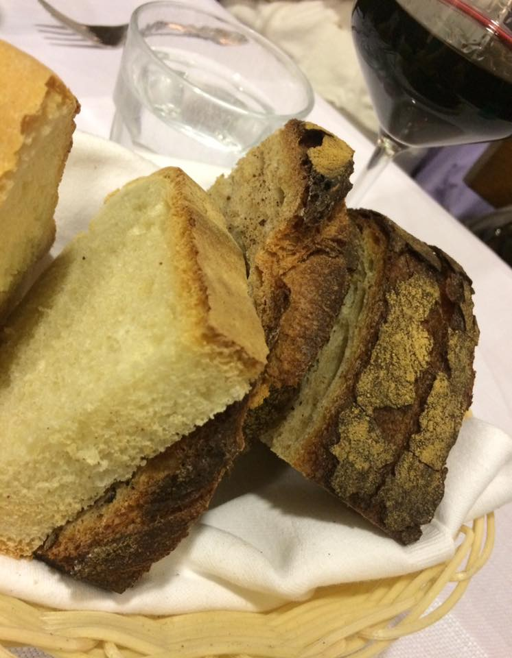 Piccolo Buco, il pane di Roscioli