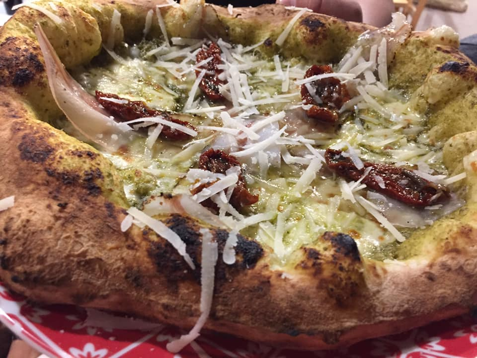 Pizzeria De Rossi, la Cinque terre