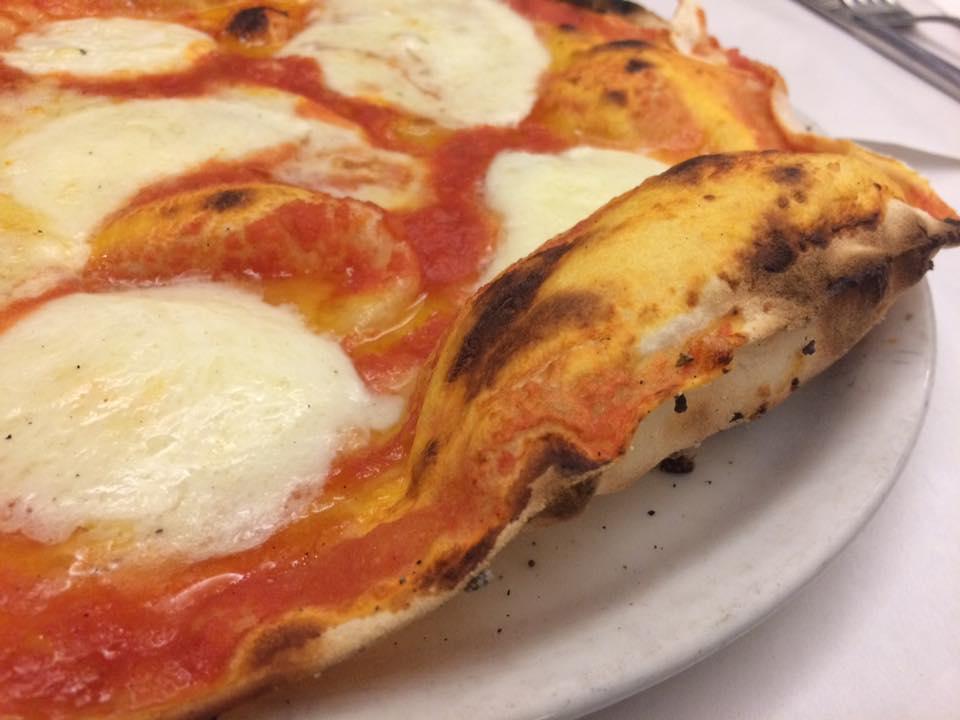 Pizzeria Remo, la margherita