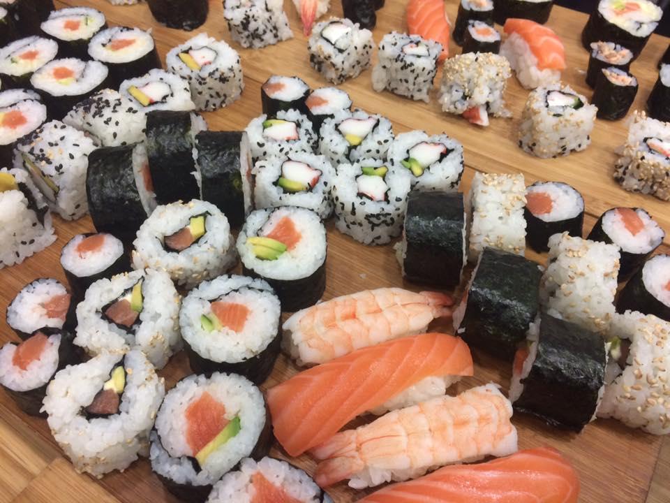 Viva Il Sushi Homemade