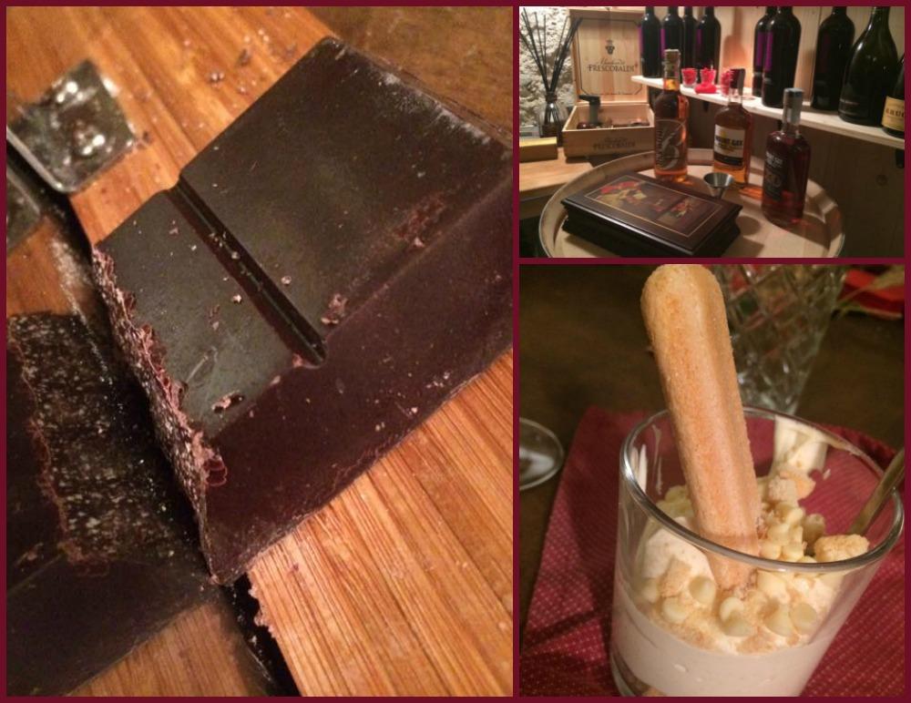Saletta gourmet, dessert e dopo cena