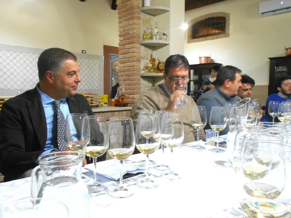 Sertura, con Giancarlo e Mario Laurino