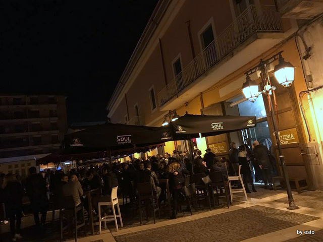 Soul  Pomigliano D'Arco  il pub  pizzeria