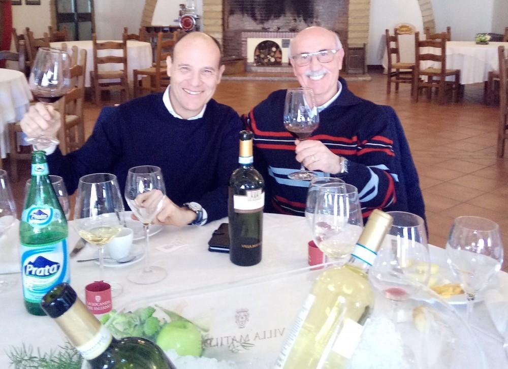Tani Avallone ed Enrico Malgi