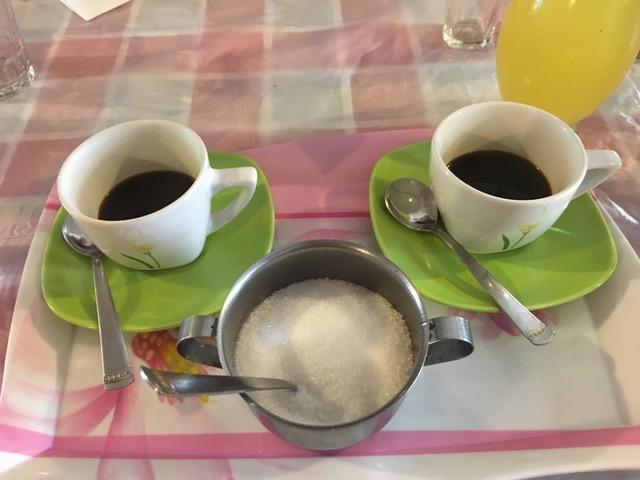 Zia Addolorata, caffe'