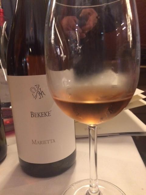 Bekeke- Marietta Pinot Grigio