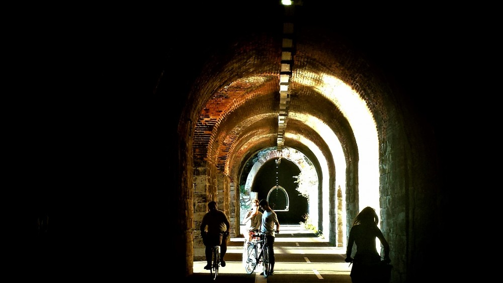 Tunnel Bonassola Framura