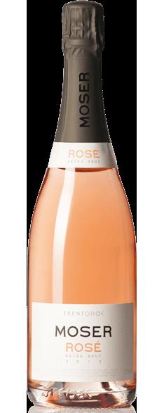 Moser trentodoc rose'