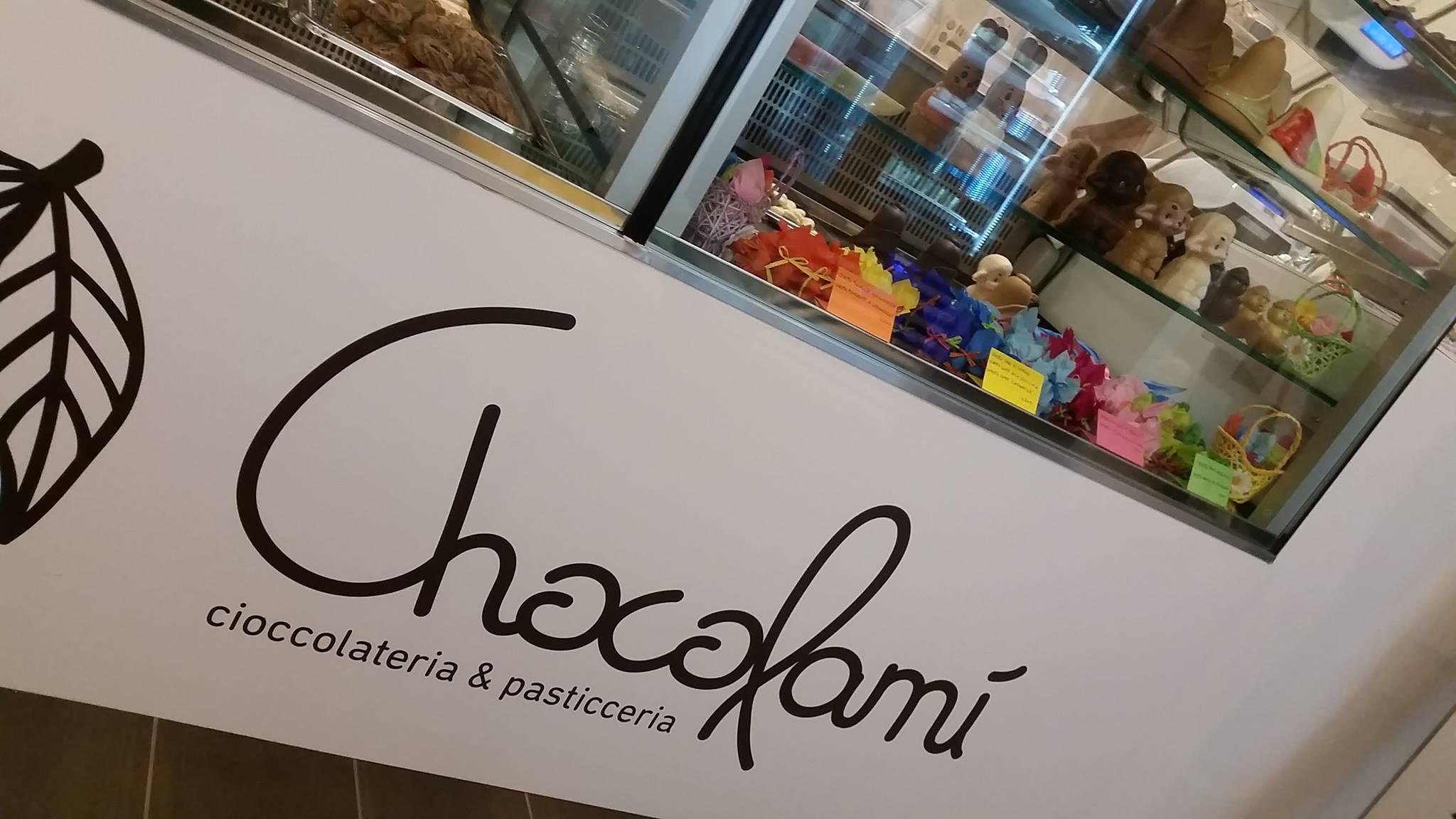 Chocolami' - Il bancone