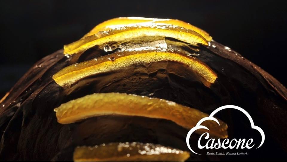 Cascone - La colomba arancia e cioccolato