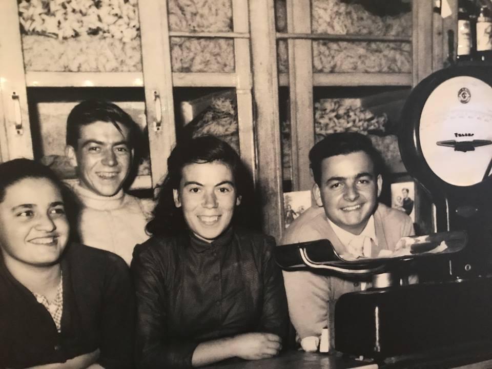 Taverna del Capitano, foto storica