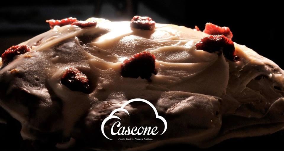 Cascone - Colomba ai frutti rossi
