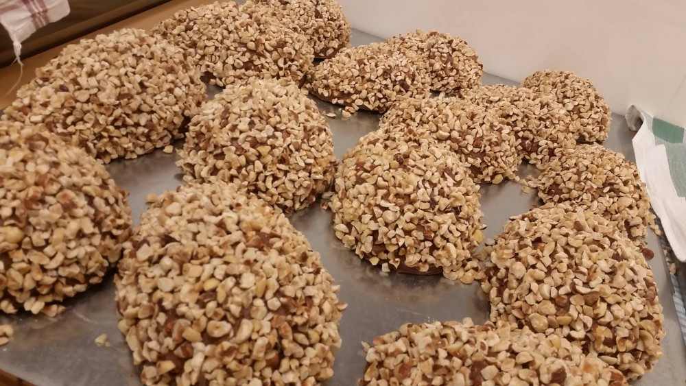 Chocolami' - Le uova nocciolate