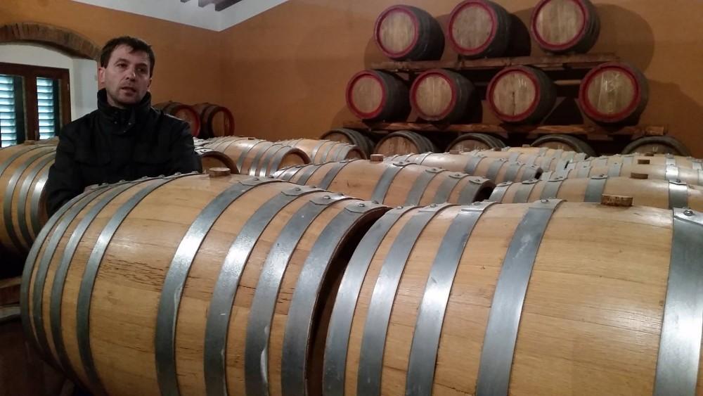 Lamole di Lamole - Le botti per il Vin Santo
