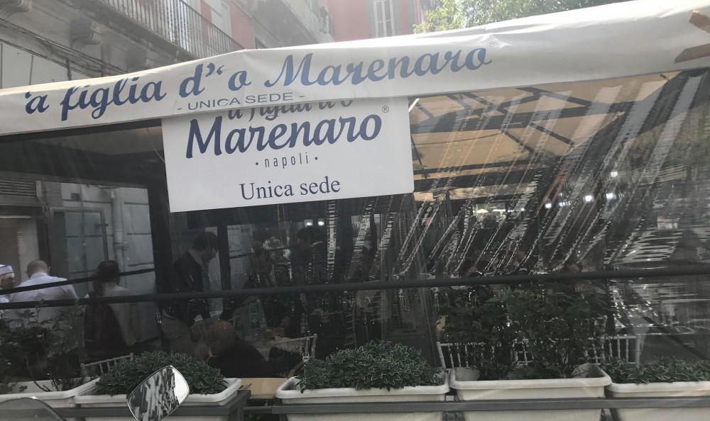 'A figlia do Marinaro, la veranda