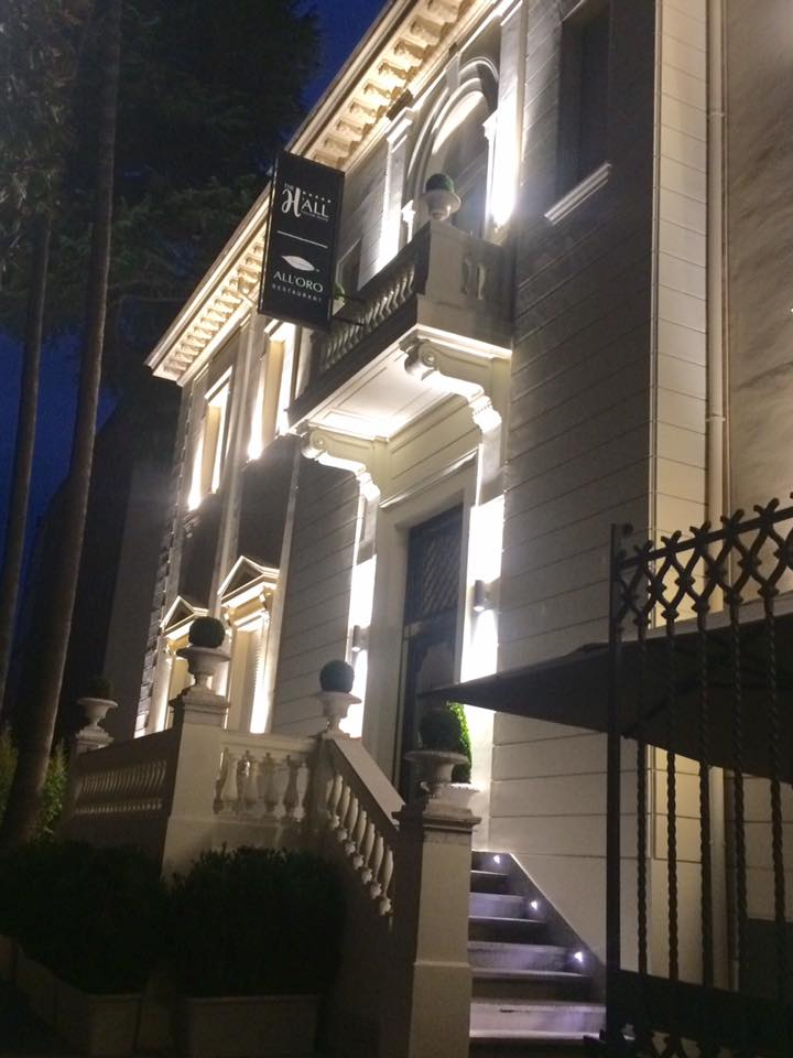 All'Oro, hotel e ristorante