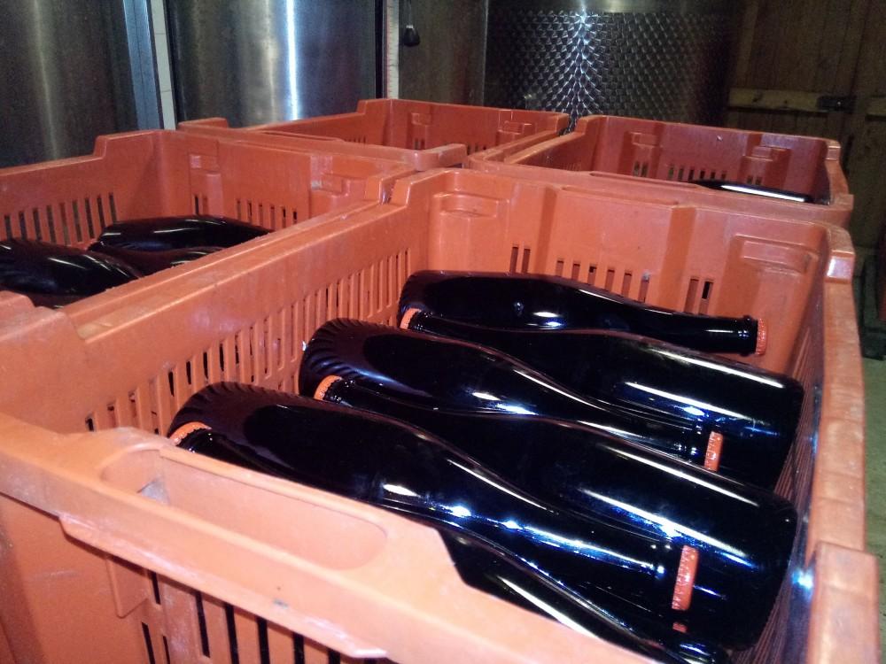 Azienda San Giovanni Bottiglie di spumante