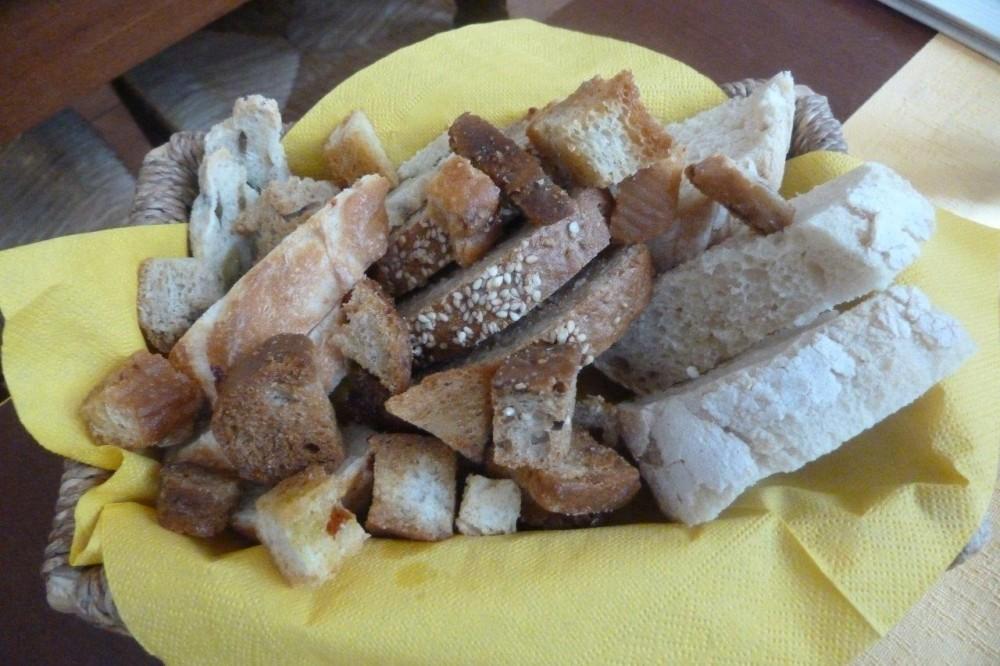 Buona Condotta, pane e crostini