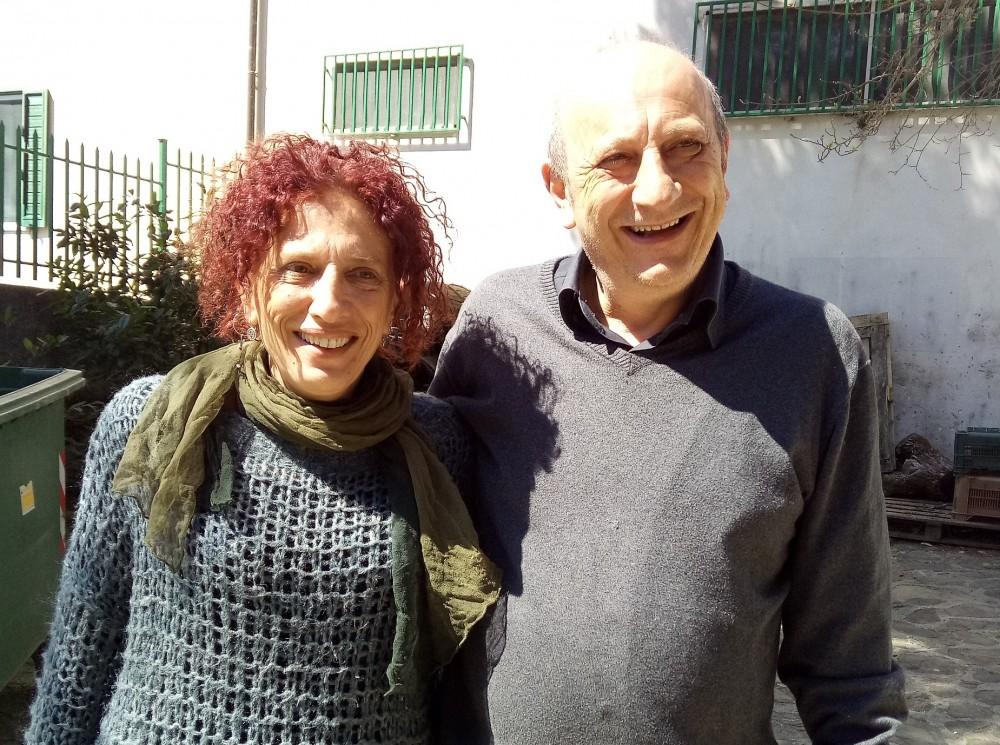 Betty Iuorio e Pasquale Mitrano