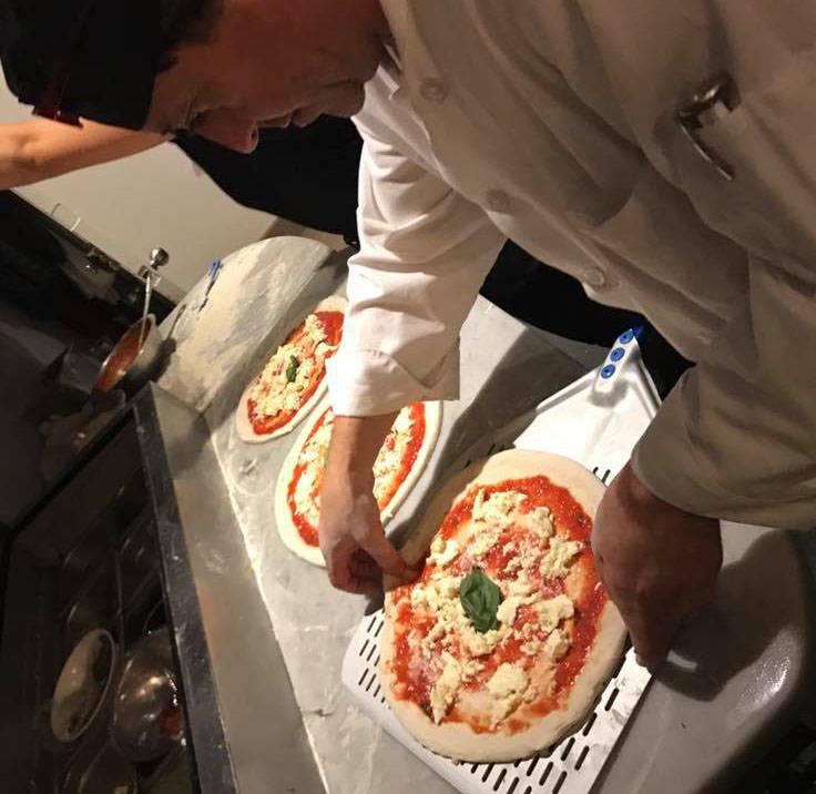 Donna Margherita, le pizze