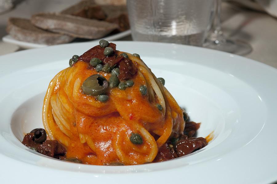 Franco Mare - Spaghettone Vicedomini alla Puttanesca