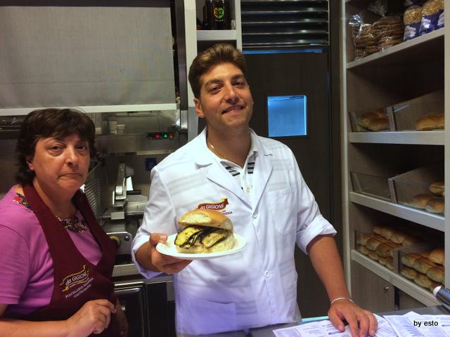 Gigione le origini con Raffaele Cariulo e la mamma