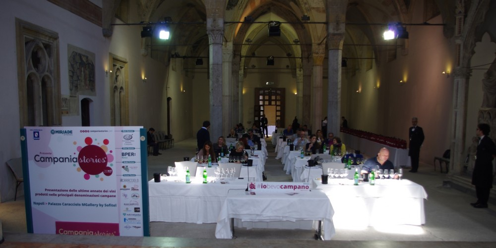 Campania Stories 2017, Terza Giornata
