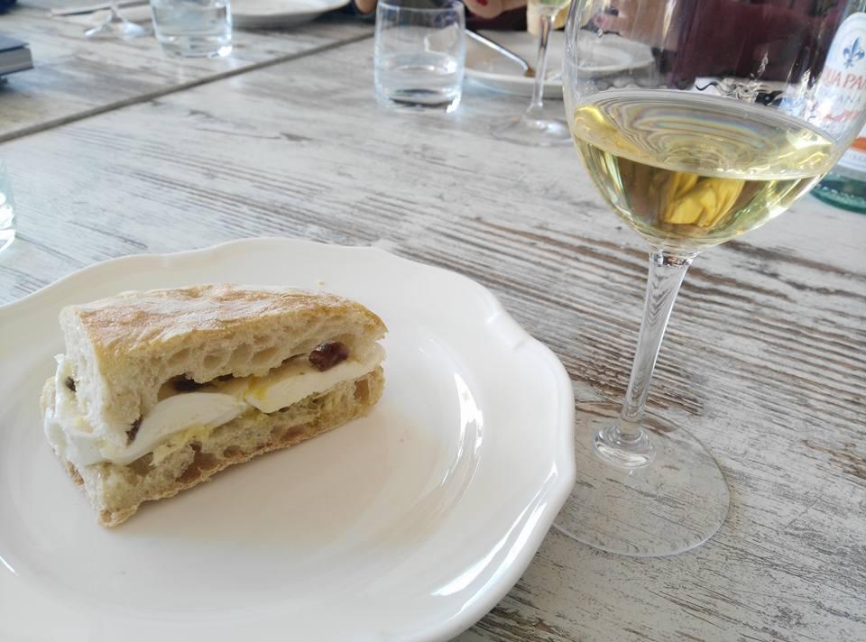 Il panino di Alessandro Frassica il primo giorno di LSDM 2017