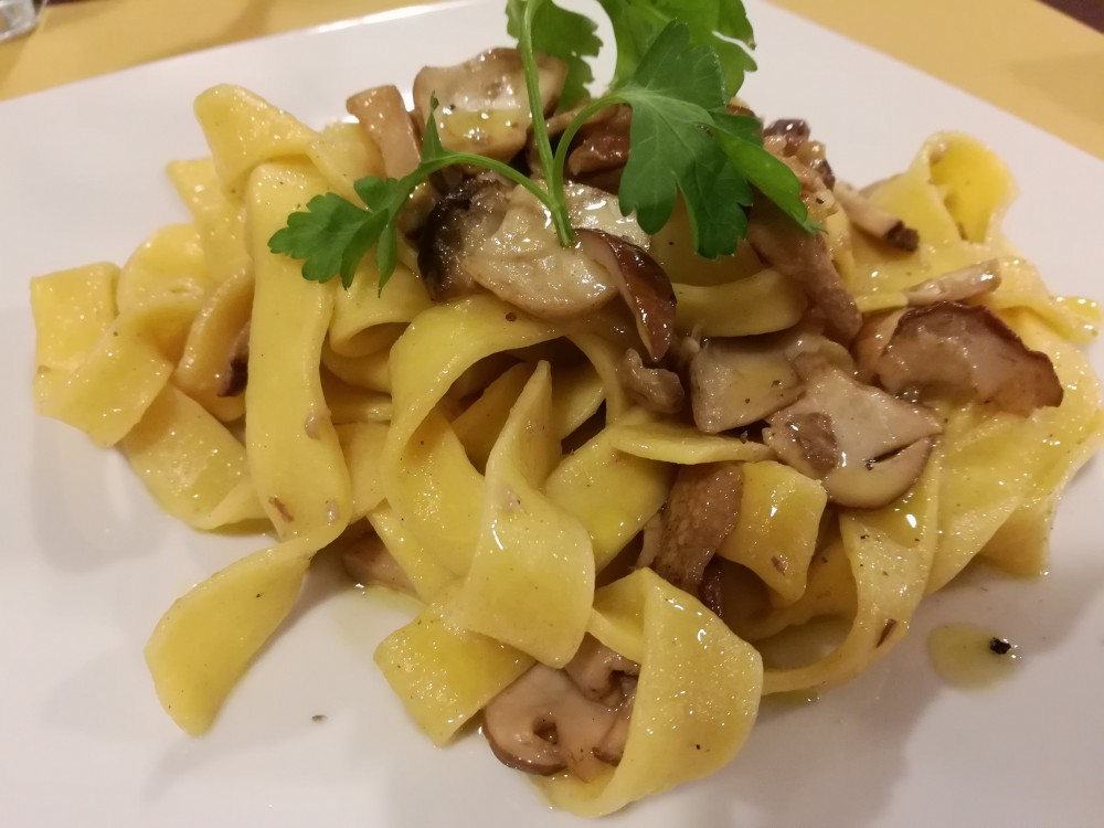 Koine' Soul Food, pappardelle